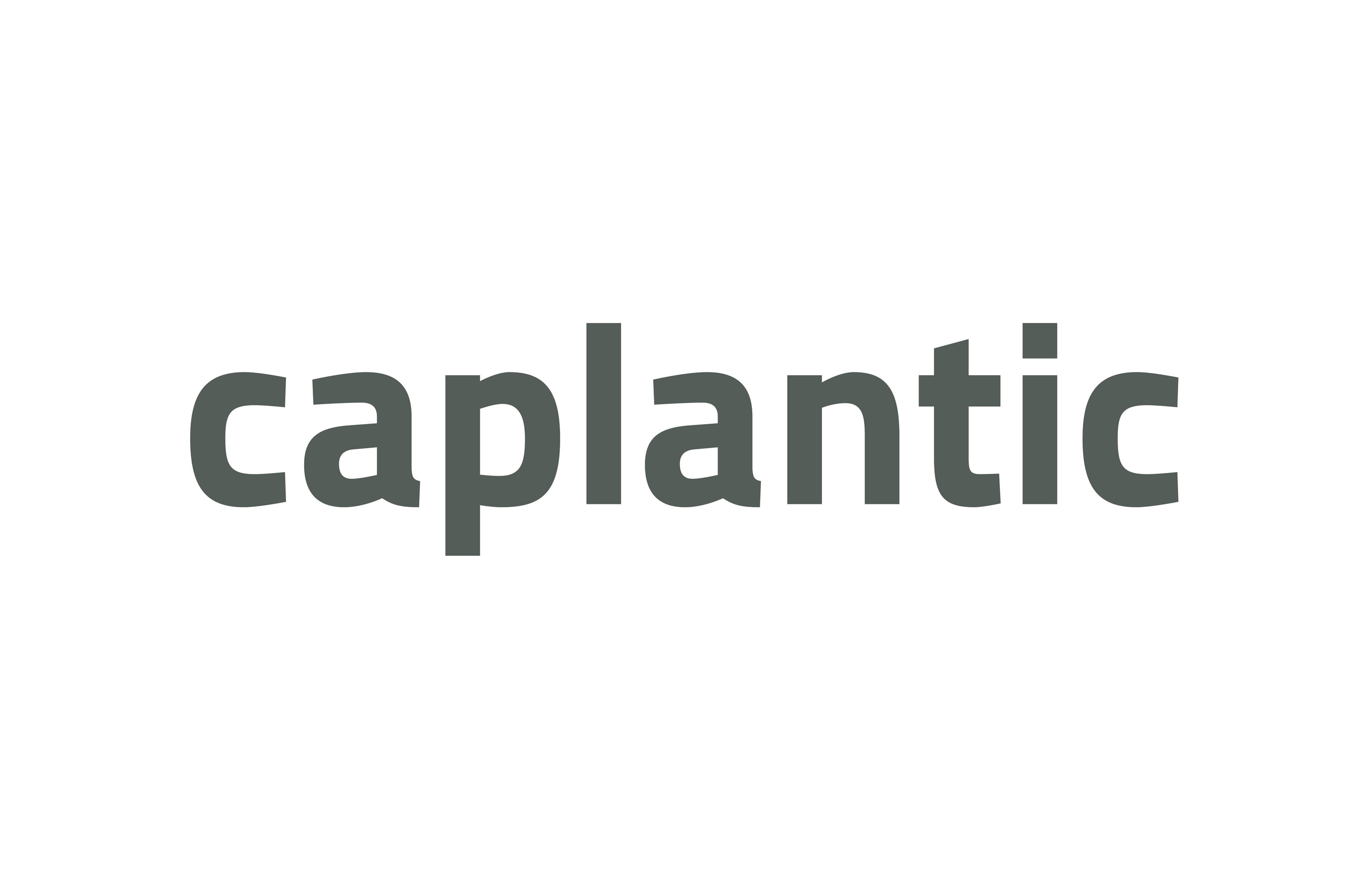 caplantic, alternative assets, Dienstleister für Investments, ON Grafik, wibberenz' design