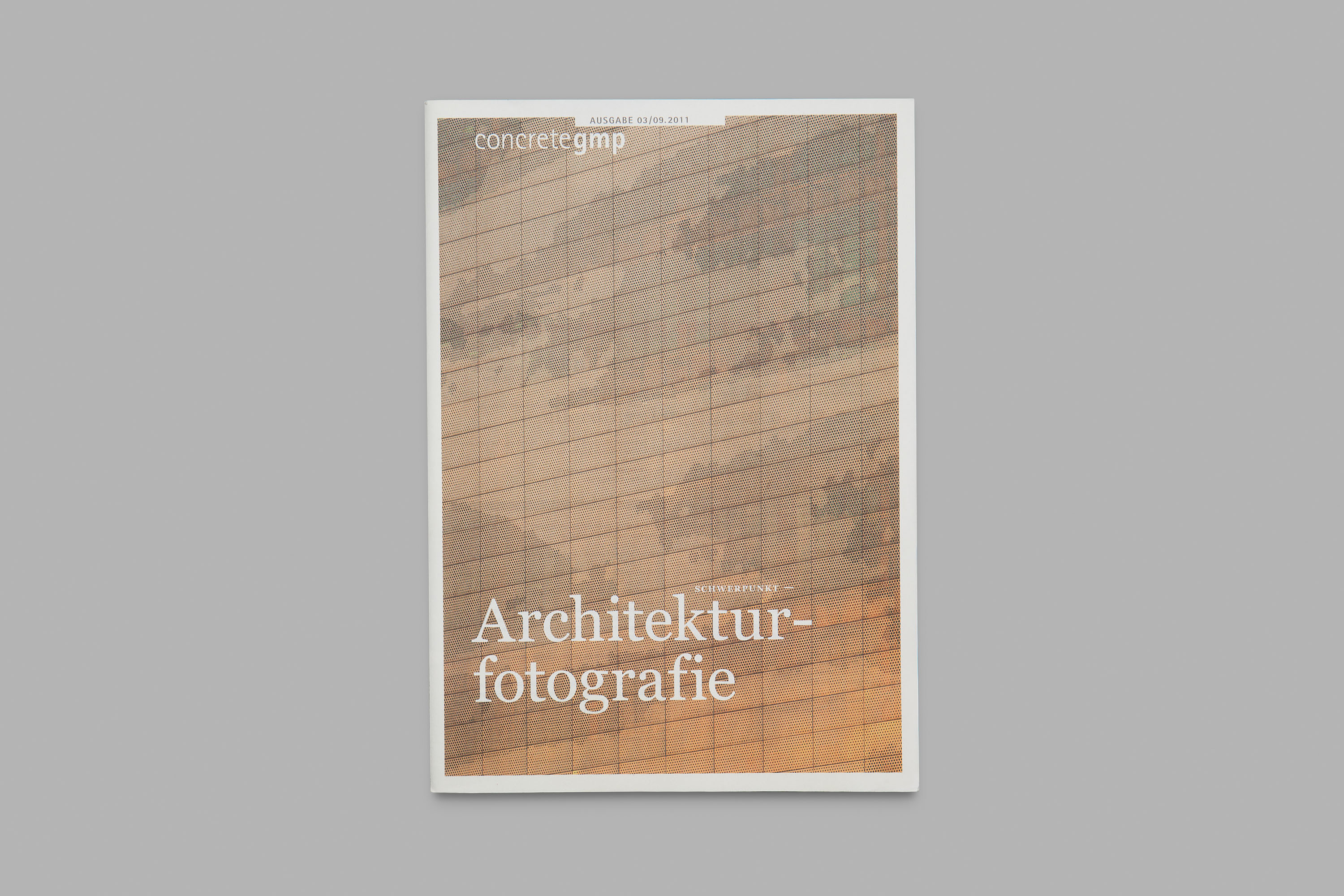 Zukunftsperspektiven – concretegmp, architecture, aac, Academy for Architectural Culture, ON Grafik, wibberenz' design
